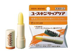 Yuskin 悠斯晶 维生素护唇膏 3.5g