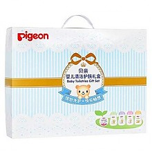 pigeon 贝亲 IA119 婴儿清洁护肤礼盒