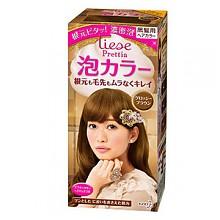 DIY染发# 花王KAO Liese Prettia 泡沫染发剂棕色 192g*3件