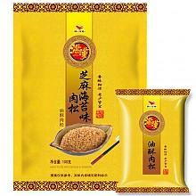 统一 满汉 芝麻海苔味肉松 100克(油酥肉松)