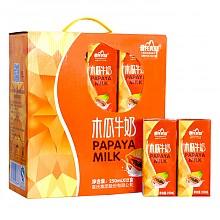皇氏 木瓜牛奶 250ml*12盒