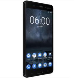 预售:Nokia 诺基亚6 4GB 64GB 黑色 全网通4G手机