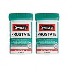 Swisse 男士前列腺保健片 50片*2瓶