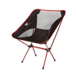 Moon Lence 超轻重量 折叠式户外用椅 随身收纳包