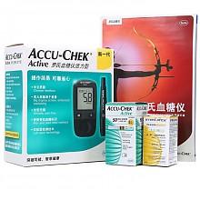 ACCU-CHEK 罗氏 罗康全活力型 血糖仪 50片试纸 50采血针