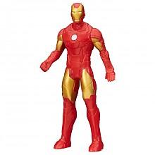 孩之宝 漫威 复仇者联盟 6英寸公仔 玩具 钢铁侠(红黄)B1814