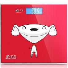 香山 EB578R 京东定制限量款 电子称人体秤(京东红)