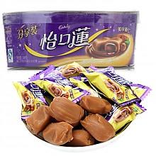 必囤年货、限地区:Cadbury 怡口莲  榛仁味 太妃糖 188g*5盒
