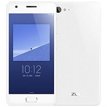 联想 ZUK Z2 4 64G 白色 全网通指纹识别4G智能手机