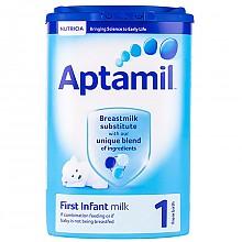 Aptamil 爱他美 婴儿奶粉 1段 900g
