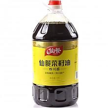 仙餐牌 非转基因醇菜籽油食用油 5L