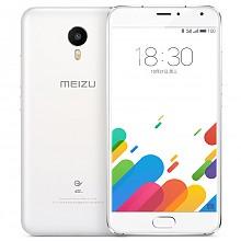 MEIZU 魅族 魅蓝metal 16GB 白色 电信4G手机