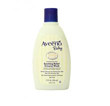 艾维诺(Aveeno) 婴儿无泪燕麦舒缓沐浴乳354ml*2瓶
