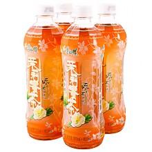 康师傅 茉莉蜜茶 550ml*4瓶
