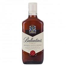 百龄坛(Ballantine's)洋酒 特醇苏格兰威士忌 500ml