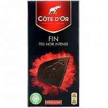 克特多金象 70%黑巧克力