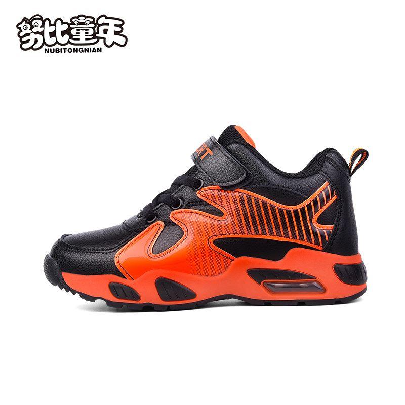 男童篮球鞋冬季运动鞋
