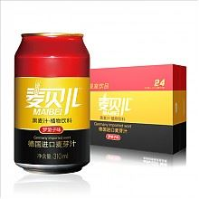 麦贝儿 啤酒味黑麦汁310ml*6罐