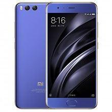 小米6手机4G 64G亮蓝色