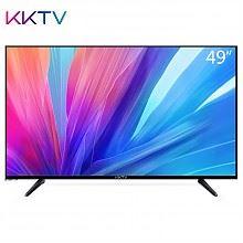 22点开始:KKTV U49J 49英寸 4K 液晶电视