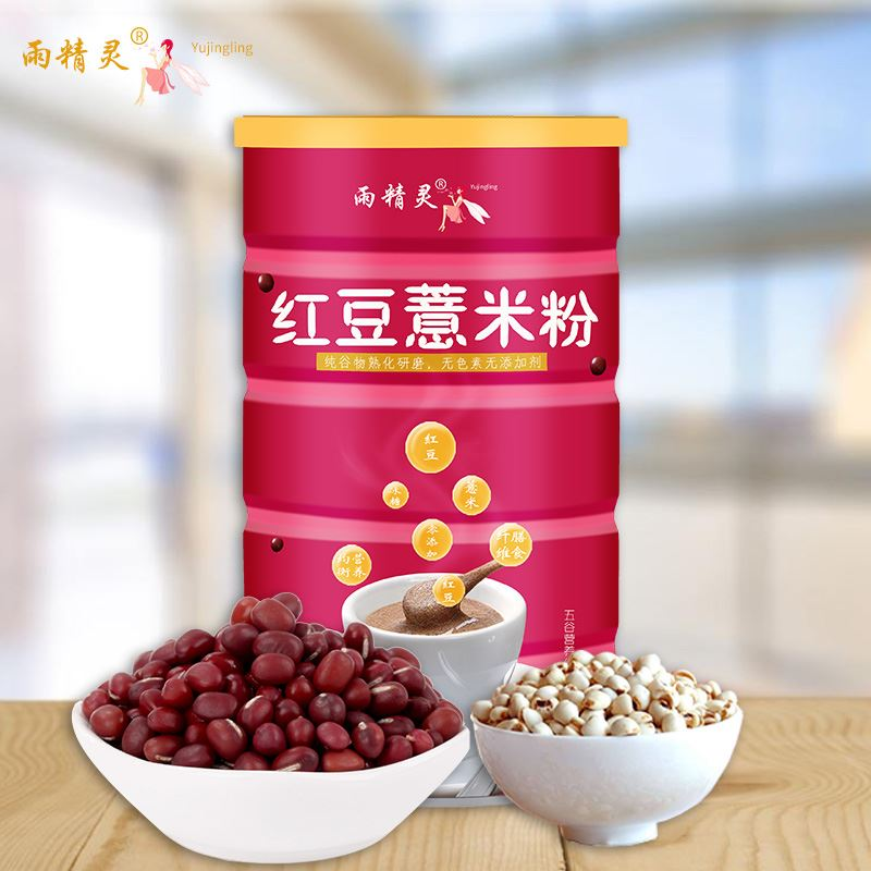 雨精灵红豆薏米粉500g