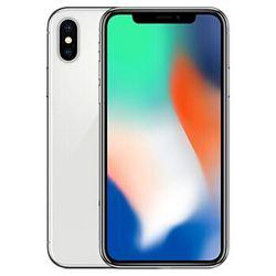苹果 iPhone X 智能手机 64GB 银色