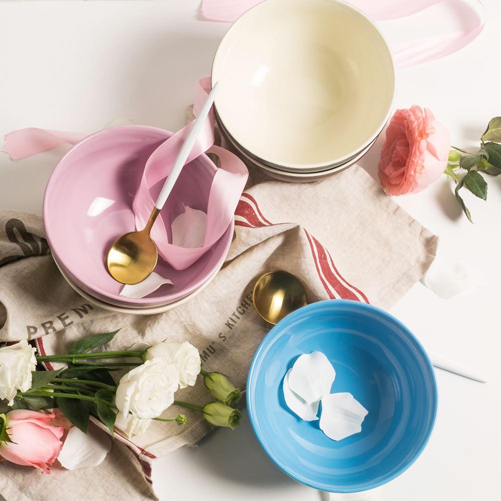 家用日式可爱陶瓷碗