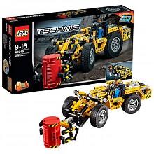 LEGO 乐高 Technic 42049 科技系列  Bergbau Lader 矿山装载车