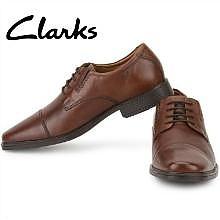 388.54元Clarks 其乐 男士真皮牛津鞋