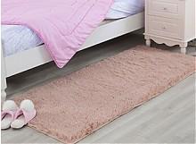 兴宇地毯 加厚水洗丝毛地毯40*120cm