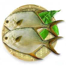 限地区:海天下 冷冻金鲳鱼 600g 2条*4件