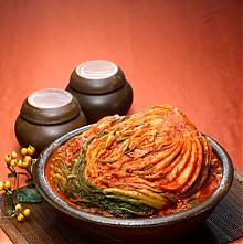 三口一品 韩国辣白菜 500g 清新爽口