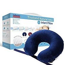TAIPATEX 泰国天然乳胶C型枕 乳胶枕头 30cmx26cmx10cm