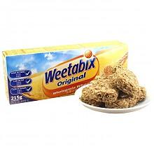 维多麦(Weetabix)天然全麦营养早餐 全麦早餐麦片 215g