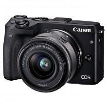 Canon 佳能 EOS M3 无反相机套机