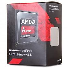 AMD APU系盒装CPU处理器 A8-7650K
