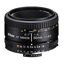 Nikon 尼康 AF 50mm F/1.8D 标准定焦镜头