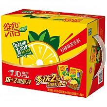 限北京、山东:维他 柠檬茶 250ml*18盒+菊花茶 250ml*6盒