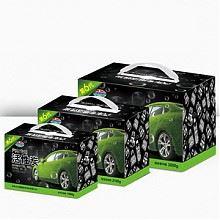 必酷蕾新车吸附活性炭包30包
