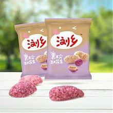 浏乡香脆紫薯花生米280g