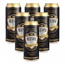 麦颂黑啤酒500ml*24整箱装