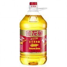金龙鱼 黄金比例食用油 4L