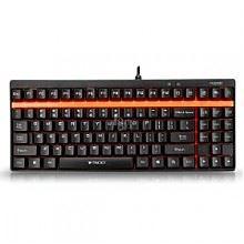 雷柏机械键盘V500机械黑轴
