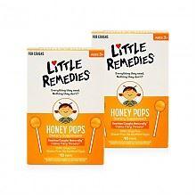 Little Remedies天然蜂蜜棒棒糖10支*2盒