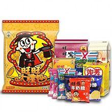 限地区:旺旺零食包 680g*3件