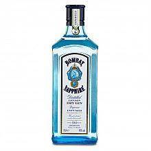 限PLUS会员:Bombay 孟买蓝宝石金酒750ml