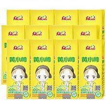 众果100%纯果汁黄小帅苹果汁250ml×12盒/箱