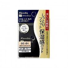 佳丽宝Media矿物粉饼11g*2
