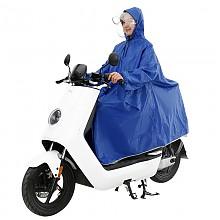 太空加大加厚电动车雨衣