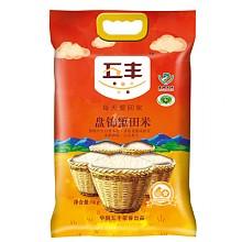 五丰盘锦蟹田米5kg/袋